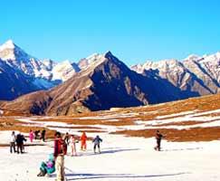 Honeymoon Tour To Shimla Manali
